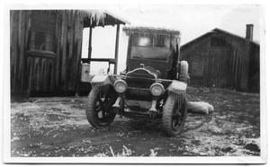 Primary view of object titled 'Icy Truck'.
