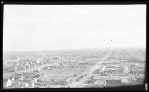 Primary view of object titled 'Aerial View of Midland'.