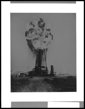 Primary view of object titled 'Derrick and Fireball'.
