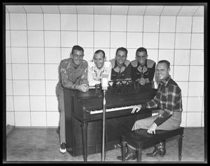 Band with Piano