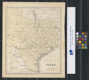 Primary view of Texas.