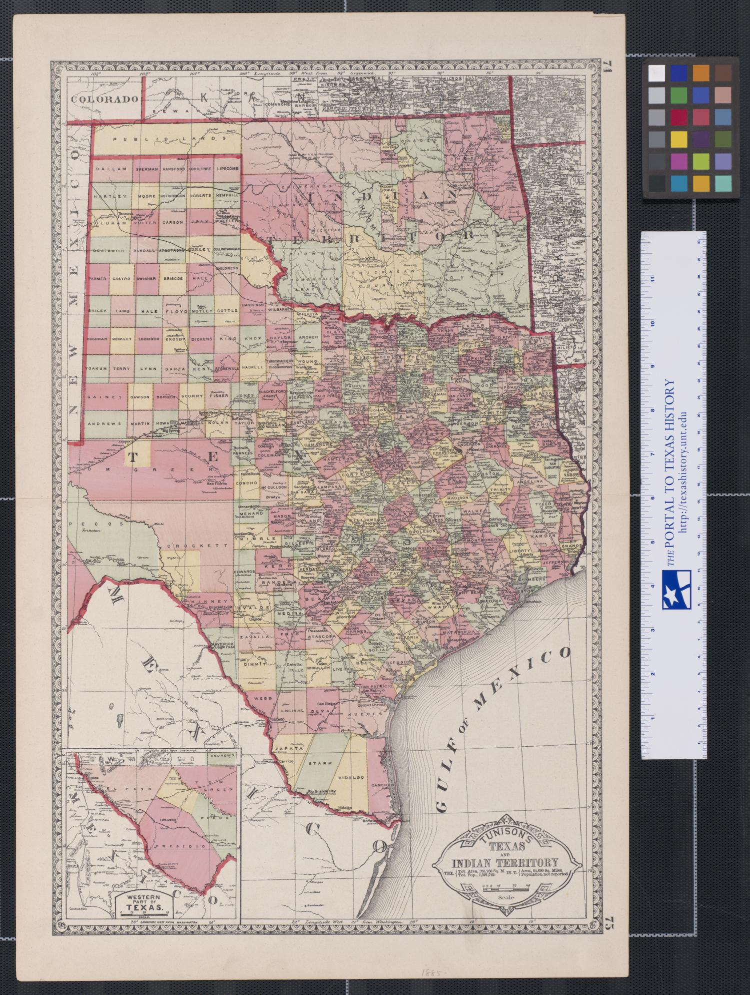 Tunison's Texas and Indian Territory - The Portal to Texas ...
