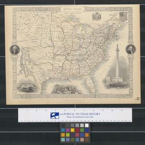 Primary view of object titled 'United States'.