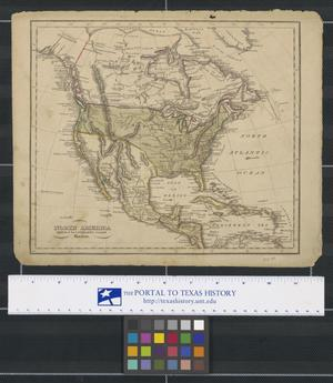 Primary view of object titled 'North America'.