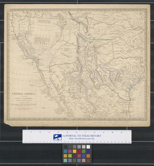 Primary view of object titled 'Central America'.