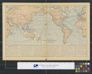 Primary view of object titled 'The Principal Ocean Trade Routes of the World'.