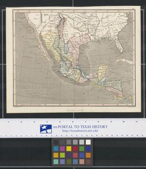 Primary view of object titled 'Spanish Dominions, in N. America'.