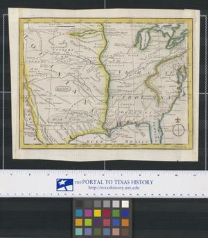 Primary view of object titled '[Indian tribes of colonial North America]'.