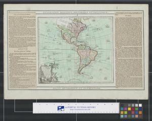 Primary view of L'Amérique : dressée pour l'étude de la géographie