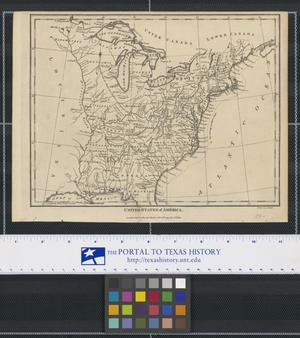 Primary view of object titled 'United States of America'.