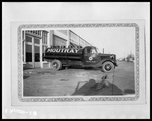 Primary view of object titled 'Moutray Oil Company Truck #2'.