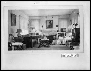 Primary view of object titled 'Perini Home Interior'.