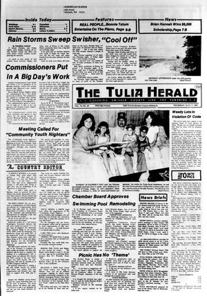 Primary view of object titled 'The Tulia Herald (Tulia, Tex.), Vol. 74, No. 24, Ed. 1 Thursday, June 17, 1982'.