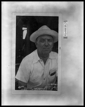 Primary view of object titled 'Picture of V. C. Perini, Jr.'.