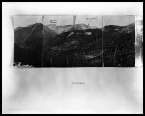 Primary view of object titled 'View of Mountain'.