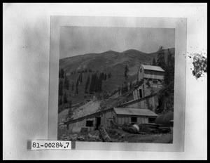 Primary view of object titled 'Abandoned Mining Camp'.