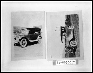 Primary view of object titled 'Automobile'.