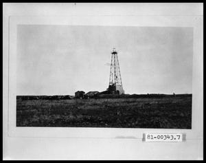 Primary view of object titled 'Oil Well'.