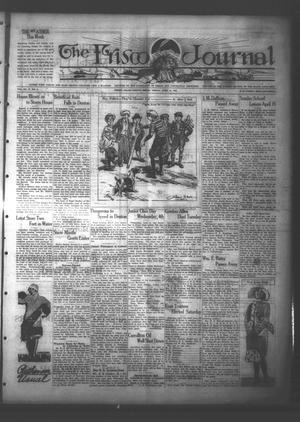 Primary view of object titled 'The Frisco Journal (Frisco, Tex.), Vol. 27, No. 9, Ed. 1 Friday, April 13, 1928'.