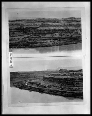 Primary view of object titled 'River Running Through Canyon'.