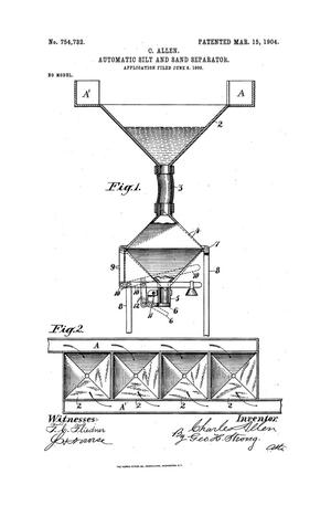 Primary view of object titled 'Automatic Silt And Sand Separator.'.