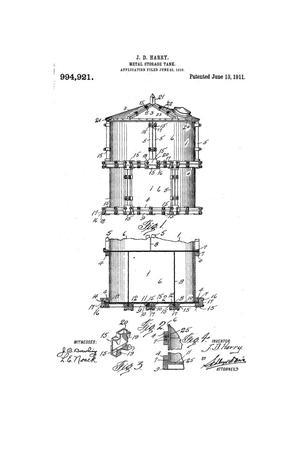 Metal Storage-Tank, Metal Storage Tank