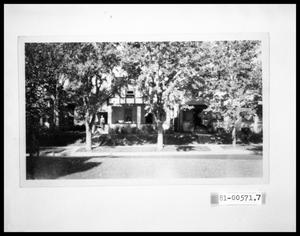 Primary view of object titled 'House on 771 Downing St., Denver, CO'.