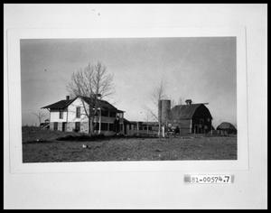Primary view of object titled 'Perini Family Farmhouse and Barn'.