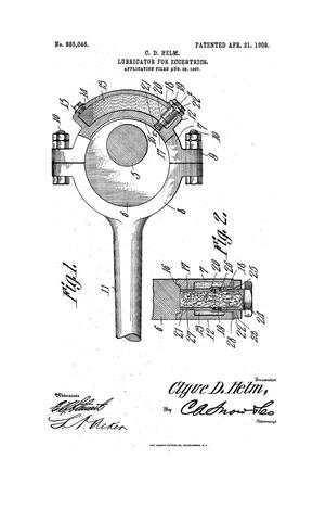 Primary view of object titled 'Lubricator for Eccentrics'.