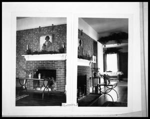 Primary view of object titled 'Interior of House'.