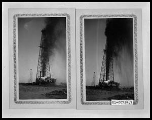 Primary view of object titled 'Oil Well Blows; Oil Well Blows'.