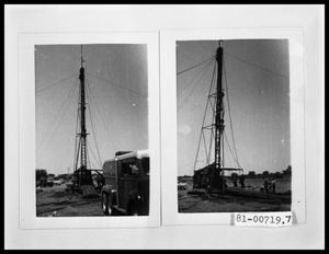 Primary view of object titled 'Oil Well Drilling'.