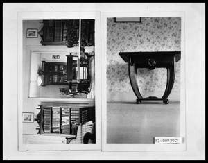 Primary view of object titled 'Home Interior'.
