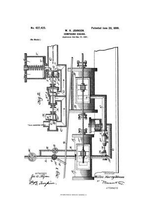 Primary view of object titled 'Compound Engine.'.