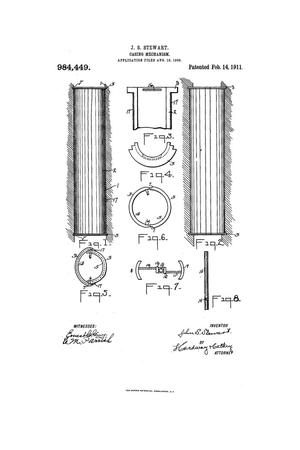 Primary view of object titled 'Casing Mechanism'.