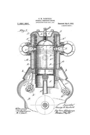 Primary view of object titled 'Internal Combustion Engine.'.