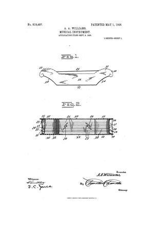 Musical Instrument.
