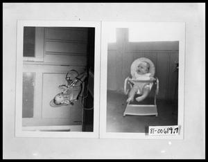 Primary view of object titled 'Baby in Infant Seat'.