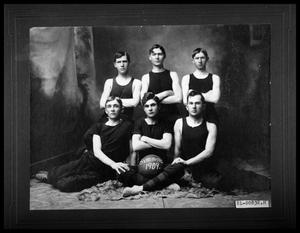 Primary view of object titled 'Basketball Team'.