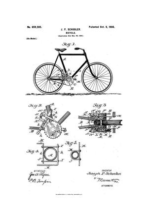 Primary view of object titled 'Bicycle'.