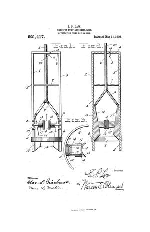 Primary view of object titled 'Grab for Pump and Drill Rods.'.