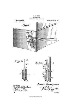 Primary view of Rein-Holder