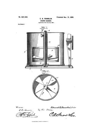 Primary view of object titled 'Churn-Dasher.'.