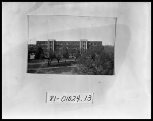 Primary view of object titled 'College Building'.