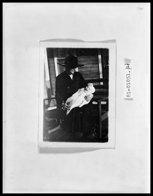 Primary view of object titled 'Woman with a Baby'.