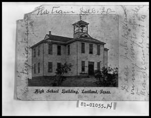 Primary view of object titled 'School Exterior'.