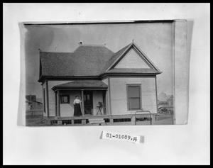 Primary view of object titled 'Exterior Farm House'.