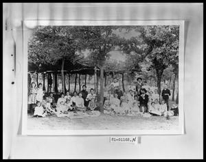 Primary view of object titled 'School Picnic'.