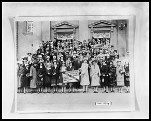 Primary view of object titled 'Women's Sunday School Class'.