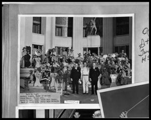 Primary view of object titled 'Band at State Fair'.